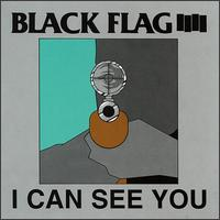 Black Flag - I Can See You - Cassette tape on SST Records