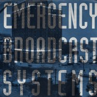 Compilation - Emergency Broadcast Systems Volume 2 - 7 Inch with Assuck, Crain, Schedule and Friction on Allied Records